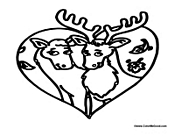 Deer in Love