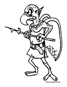 herky the hawkeye coloring pages - photo#16