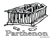 Parthenon Ancient Building