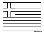 greek flag coloring page greece coloring pages greek coloring pages
