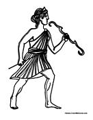 greek mythology coloring pages pdf - mythology coloring pages