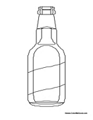 Adult Drink Coloring Pages