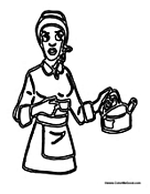 slavery coloring pages - photo#26