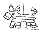 pi ata coloring pages - photo#17