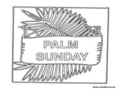 Palm Sunday Before Easter