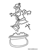 irish people coloring pages - photo#25