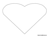 Basic Heart Shape Cutout