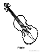 Fiddle Instrument