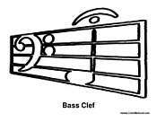 Bass Clef Note