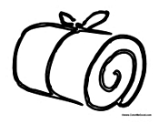 Sleeping Bag Coloring Page Coloring Pages Sleeping Bag Coloring Page
