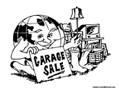 Planet Earth Garage Sale