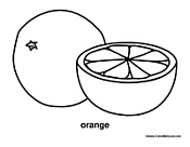 Orange Fruit Coloring Pages http://divingaccessorysystems.com/tvny/re-coloring-orange-fruit/index.htm