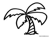 source wwwcolormegoodcom report palm tree leaf coloring page - Palm Tree Branches Coloring Pages