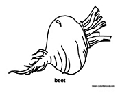 Coloring Pages Beet Best Ideas For Printable And