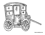 Free Printable Covered Wagon Plans - readbyhearing.com