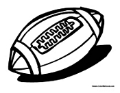sports equipment coloring pages | Sports Equipment Coloring Pages