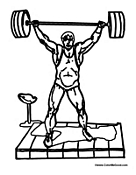 Power Weightlifter