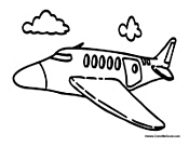 Transportation and Vehicles Coloring Pages