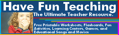 Have Fun Teaching - The Ultimate Teacher Resource